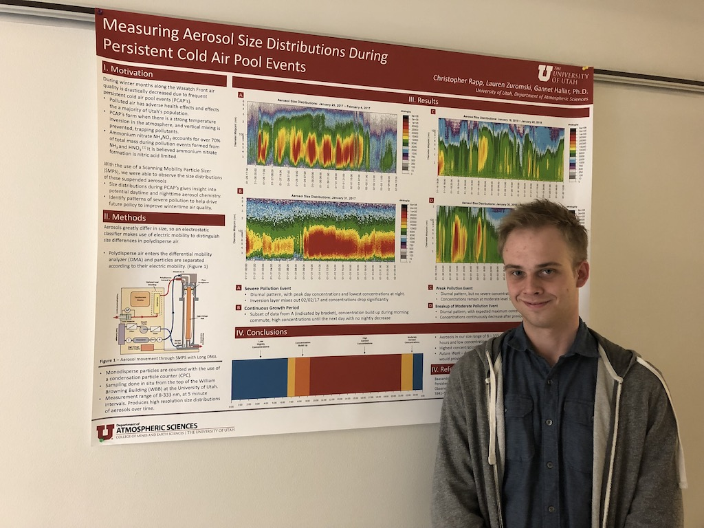 Poster Presentation Christopher Rapp
